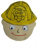 Firefigher Hat Craft