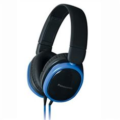 The Panasonic RP-HX250M Street Band Monitor Headphones are designed with a thin ,ultra-lightweight and fold-flat design for maximum portability.