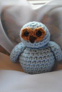 DIY Owl Amigurumi - FREE Crochet Pattern / Tutorial
