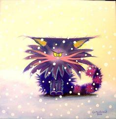 cranky snow cat