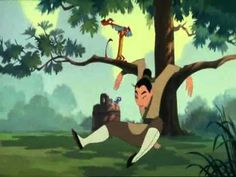 ▶ Mulan - Comme un Homme - YouTube Subjunctive and future tense... SCORE!