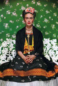 Frida Kahlo, Vogue 1937
