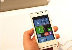 Telefónica O2 UK unveil Huawei's first Windows phone – Huawei Ascend W1