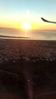 O amanhecer na cidade de Lisboa, em Portugal! #lisboa #portugal #europa #sunshine