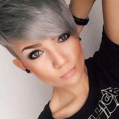 Short Hairstyles Dark Hair 2017 - 11