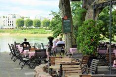 Cafe Restaurant, Psychology Department, Outdoor Furniture Sets, Outdoor Decor, My Dream, Germany, Restaurants, Wordpress, Home Decor