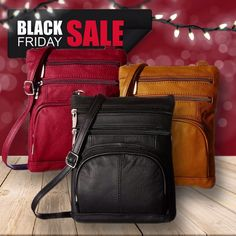 A soft leather bag so perfect that you will wonder how you ever lived without it. That's a promise. SAVE 90% ONLY $19 TODAY