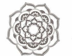 Sophisticated Mandala