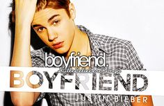 """Justin Bieber """"Boyfriend"""" Knockout Text Effect in Photoshop Justin Bieber Boyfriend, Boyfriend Justin, Great Life, Its A Wonderful Life, First Love, My Love, Just Girly Things, Favorite Person, My Idol"""