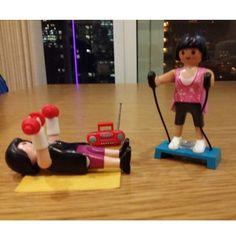 #playmobil #ejercicio   pachucochilango.com