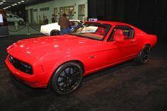 2014 Equus Bass 770 | Detroit Auto Show 2014: Equus Bass 770 - Man mische ein paar Muscle ...