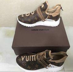 Louis Vuitton Sneakers for Sale in Richmond, VA – OfferUp – louis vuitton shoe women Lv Sneakers, Louis Vuitton Sneakers, Sneakers For Sale, Sneakers Fashion, Fashion Shoes, Fashion Fashion, Runway Fashion, Fashion Trends, Hot Shoes