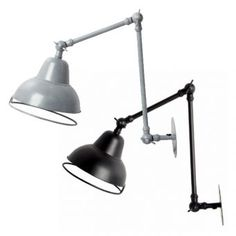 house doctor - wandlampe vintage