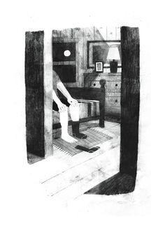 The Nest by Kenneth Oppel and Jon Klassen