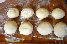 Frosting Techniques, Hamburger, Bread, Desserts, Food, Banana, Tailgate Desserts, Deserts, Brot