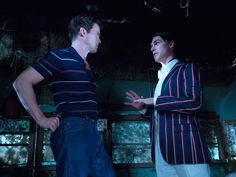 Finn Wittrock Open to Playing Matt Bomer's Victim on AHS: Hotel