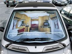 Read more: https://www.luerzersarchive.com/en/magazine/print-detail/smart-29405.html Smart Ambient media piece by way of a sun projection for Smart brand cars, showing the interior of larger vehicles. Claim: Smart. Amazingly spacious. Tags: Springer & Jacoby, Hamburg,Smart,Simone Eiteljoerge,David Leinweber