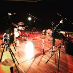 Recording a Live Jazz Quarter