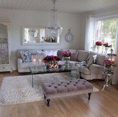 Small Living Rooms, Home Living Room, Living Room Interior, Living Room Grey, Living Room Designs, Living Room Decor, Bedroom Decor, Scandinavian Interior Design, Diy Interior