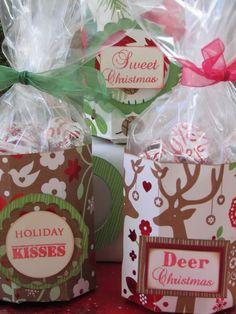Holiday Paper Mugs
