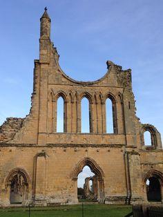Byland abbey, UK