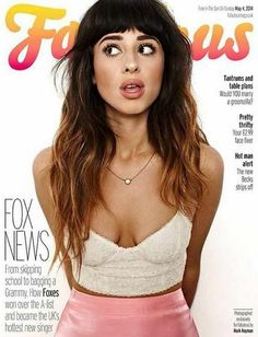 Foxes (singer), Fabulous 04 May 2014