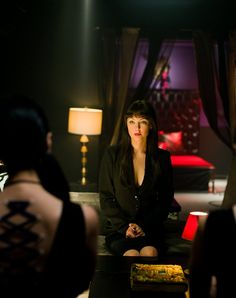 Katharine Isabelle and David Lovgren in American Mary Good Movies On Netflix, Sci Fi Movies, Scary Movies, American Mary, Movie Photo, Movie Tv, Katharine Isabelle, Chica Cool, Netflix Streaming
