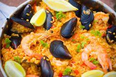 Fish, Ethnic Recipes, Seafood Paella, Lanzarote, Pisces