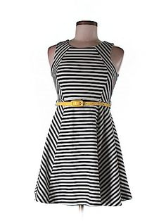 Nicole Miller New York City Women Casual Dress Size L
