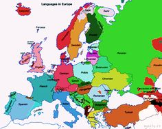 Languages in Europe