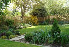 family garden design - Google Search