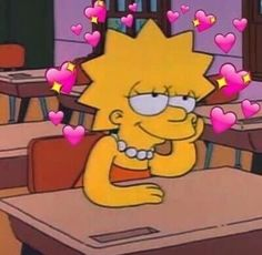 Lisa Simpson - Memes Pack You are in the right place about memes divertidos Here we offer you the mo Lisa Simpson Tumblr, The Simpsons, Simpsons Quotes, Heart Meme, Wholesome Memes, Maze Runner, Reaction Pictures, Aesthetic Wallpapers, Bart Simpson