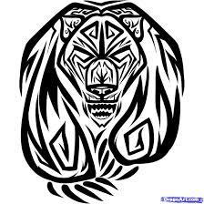 spirit bear tattoo - Google Search
