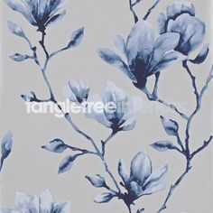 Lotus Wallpapers from Harlequin