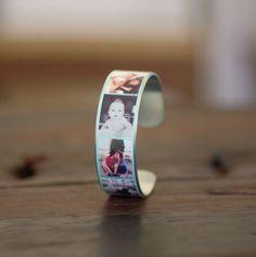 Custom Photo Bracele