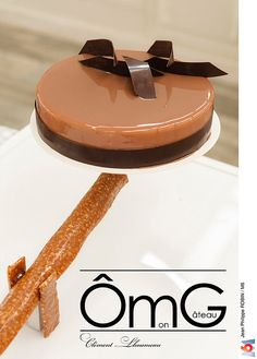 L'Envol du Trianon | Ô mon Gâteau | blog patisserie CAP recettes tuto