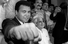 Ali: morre um ídolo do boxe e da luta antirracista