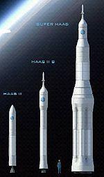 Haas (família de foguetes) – Wikipédia, a enciclopédia livre