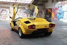 1983 Lamborghini Countach - LP500S | Classic Driver Market