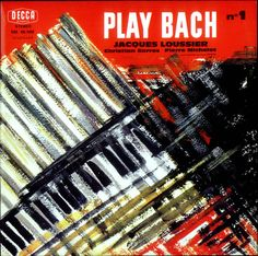 Jacques Loussier - Play Bach n°1