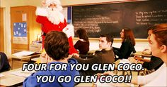"""I got: """"4 For You Glen Coco. """" (6 Right!) - How Well Do You Remember 'Mean Girls'?"""