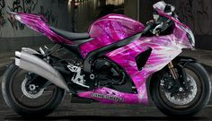 Bikeskinz - Motorcycle Decals - Vapor Lock  This is sexy AF