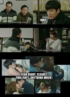 So funny! But they had all there clothes on  #Healer