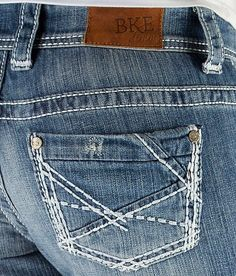 'BKE Payton Boot Stretch Jean' #buckle #fashion www.buckle.com