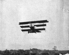 "1914 - 1918 The Great War Fokker DR-1 ""Triplane"""