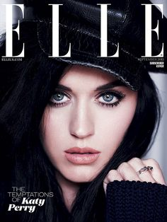 Katy Perry - Elle UK Sept. 2013 Subscriber Cover
