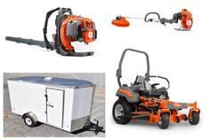 Lawn Equipment, Outdoor Power Equipment, 6x12 Enclosed Trailer, Commercial Zero Turn Mowers, Toro Mowers, Zero Turn Lawn Mowers, Trading Company, Leaf Blower, Lawn Care