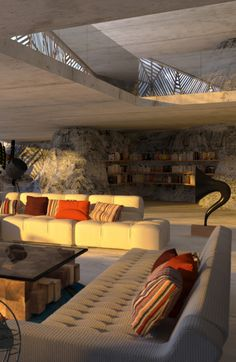 Fine 42 Inspiring Sustainable Architecture Eco Friendly Home Ideas Best Picture For home design 2019 Minimalist Architecture, Sustainable Architecture, Interior Architecture, Architecture Life, Pavilion Architecture, Residential Architecture, Contemporary Architecture, Landscape Architecture, Parametrisches Design