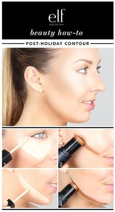 Blog | How To: Post-Holiday Contouring | e.l.f. Cosmetics