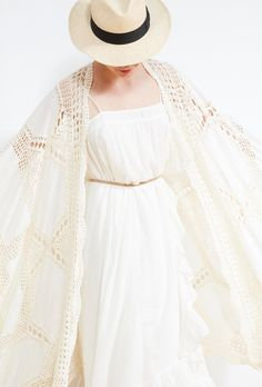 boutique de vetement KIMONO createur boheme  Beauvoir Modern Bohemian, Fashion Week, Tulle, Ruffle Blouse, Lace, Skirts, Tops, Women, Boutique